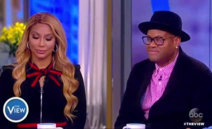 Tamar Braxton Opens Up on The View: WTH Happened with Vince?