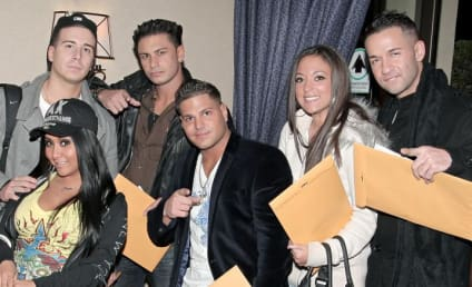 Jersey Shore Cast Invades L.A.