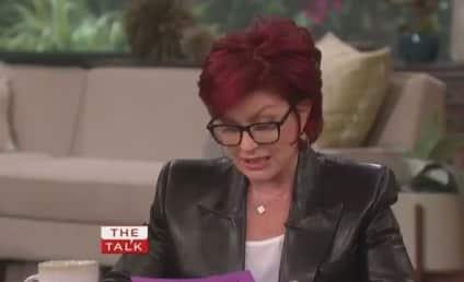 Sharon Osbourne Calls Out Lady Gaga, Gun Bra on The Talk
