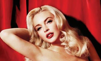 Hugh Hefner on Lindsay Lohan Playboy Pictorial: Mixed Emotions ...