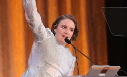 Lena Dunham NOT Moving To Canada: I Was Joking!