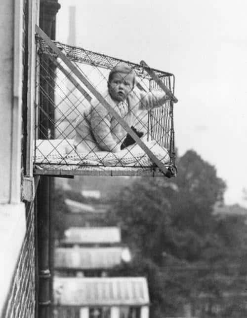 Baby Balcony