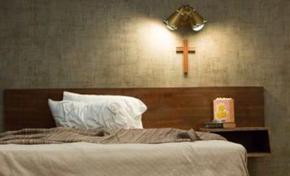 Oldboy Images: Josh Brolin's Prison and a Buddha Duckie