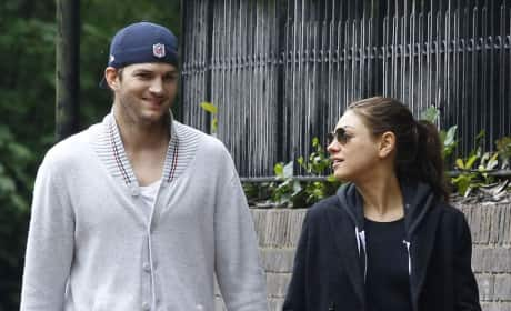 Mila and Her Man