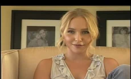 Hayden Panettiere: Save the Whales!