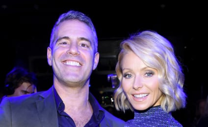 Andy Cohen: Michael Strahan Is A Moron For Leaving Live!