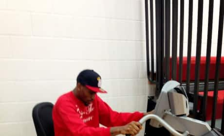 Kevin Ware Twitter Photo