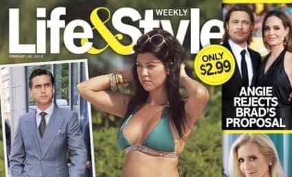 Kourtney Kardashian: Pregnant! Abandoned!