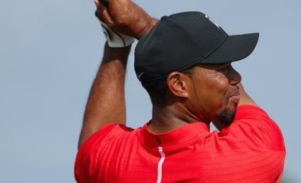 Tiger Woods Poses as Shirtless Santa, Internet Loses Its Mind