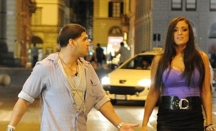 Sammi Giancola Bolts Jersey Shore After FINALLY Learnin' About Ronnie Magro Creepin'!