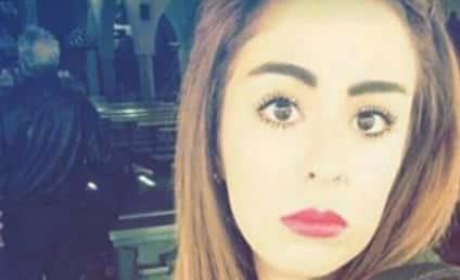 Woman Takes Funeral Selfie: Rest in Peace, Granddad!