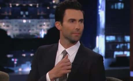 Adam Levine Named Sexiest Man Alive