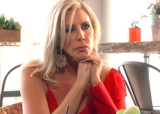 Vicki Gunvalson is Not Impressed