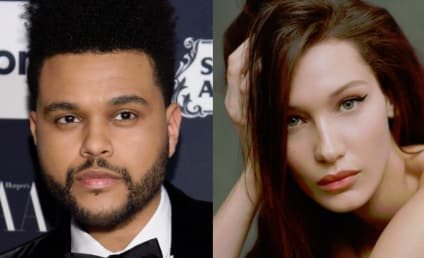Bella Hadid and The Weeknd: Spotted Kissing at Cannes!