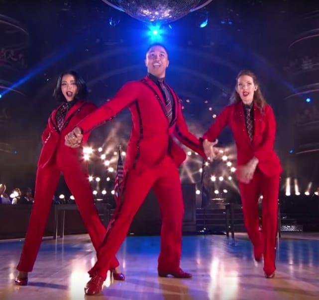 Tinashe and brandons last dance