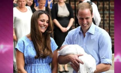 Kate Middleton and Prince William Select Prince George Godparents: Who'd They Pick?
