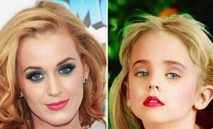 Katy Perry: Is She Actually JonBenet Ramsey?!?