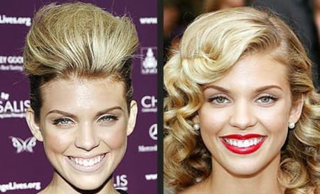 Which hairstyle do you prefer on AnnaLynne McCord?