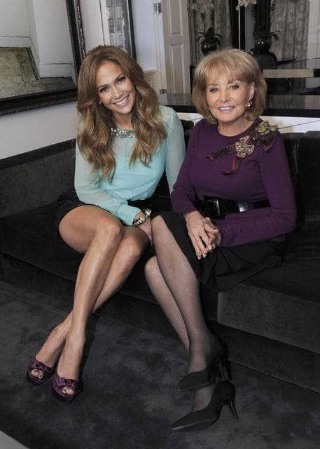 J. Lo and Babs