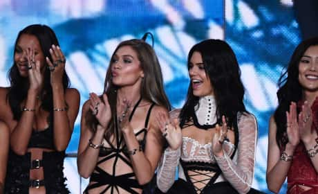 Kendall Jenner and Hot Friends