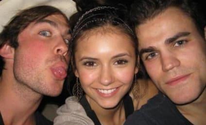 Nina Dobrev Posts Throwback Pic, Joins #GoodbyeElena Movement