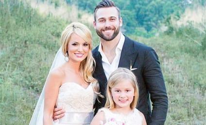 Emily Maynard Wedding Dress: Revealed! Gorgeous!