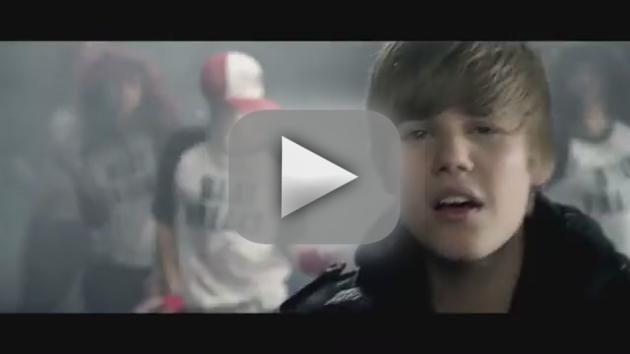 """Justin Bieber (feat. Usher) - """"Somebody to Love"""""""