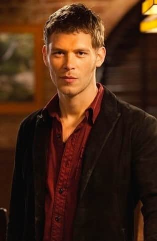 Joseph Morgan Photo