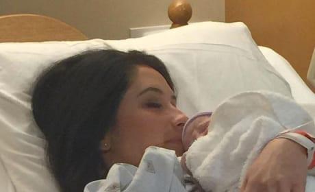 Bristol Palin Baby Pic