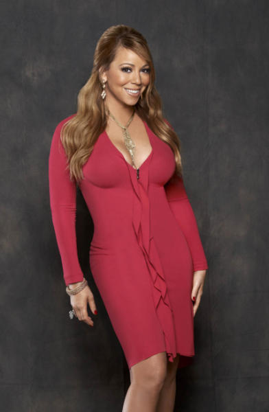 Mariah Carey for American Idol
