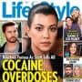 Kourtney Kardashian Life & Style Cover