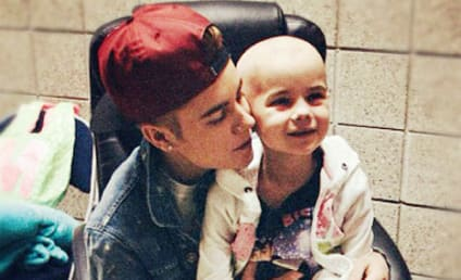 Justin Bieber Spends Time with Cancer Patient in Utah
