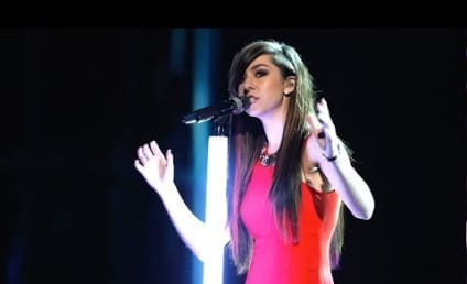 The Voice Top 8 Recap: Christina Grimmie Covers Lil Wayne (Seriously), May Be Woman to Beat