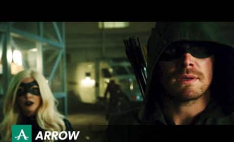 Arrow Season 3 Episode 16 Promo