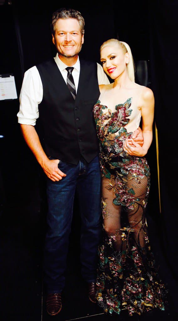 Is blake and gwen still dating