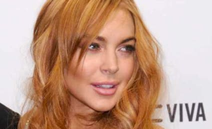 Lindsay Lohan Borrows $1,700 Dress, Returns it in Tatters