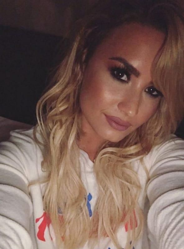 Demi Lovato, Blonde