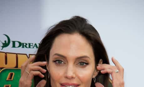 Angelina Jolie at Premiere