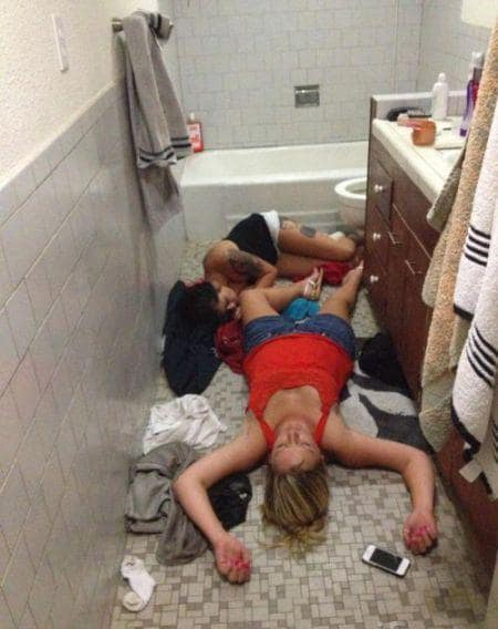 33 Drunk People Who Will Make You Glad Youre Not Them