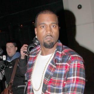 Kanye West Death Stare