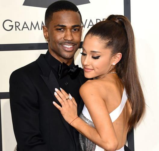 Big Sean and Ariana Grande