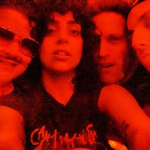Lady Gaga Bar Selfie