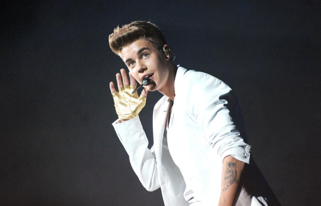 Justin Bieber Abroad