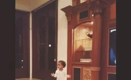 North West Dances to Iggy Azalea in Adorable Video