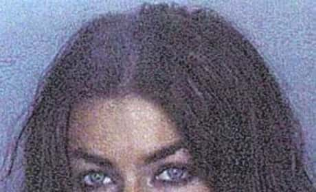Carmen Electra Mug Shot