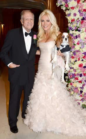 Crystal Harris Wedding Dress