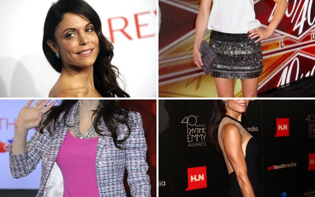 Bethenny frankel red carpet pose