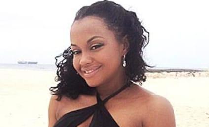 Phaedra Parks: Pregnant!