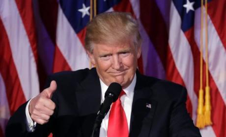 Donald Trump's Presidential Acceptance Speech