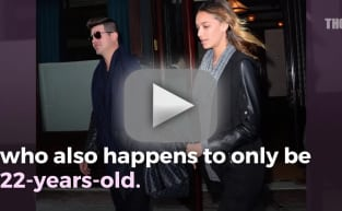April Love Geary and Robin Thicke: Expecting!